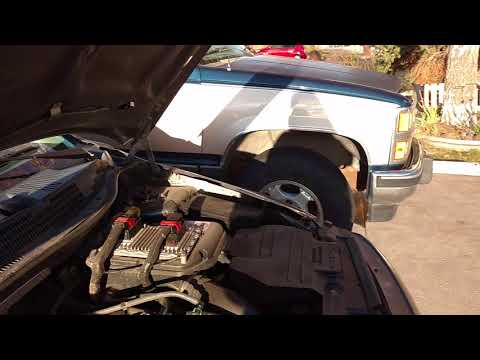 How To FIX WINDSHIELD WASHER Fluid Spray NOZZLE on Most Cars