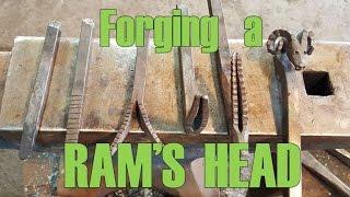 Download Ram's Head Tutorial Video