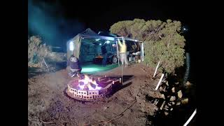 Bairnsdale2017 - Timelapse Setting Up Camp Site