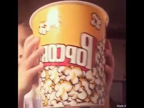 How to make your own Movie theater popcorn! DIY project!