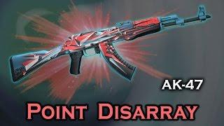 CSGO | AK47 Point dissaray trade ups