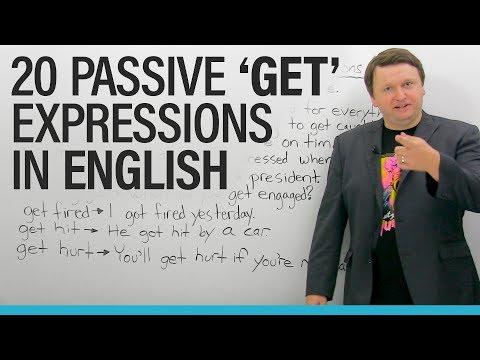 Learn 20 passive