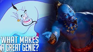 Download What's the deal with The Genie? || Disney character design discussion Video
