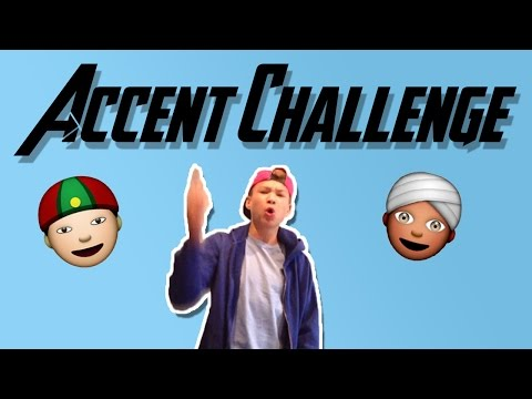 50 SUB SPECIAL!   Accents Challenge!   19 Accents!!
