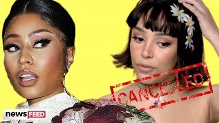 Nicki Minaj Fans CANCEL Doja Cat Over Her Shade!