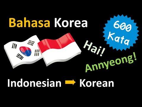 Belajar Bahasa Korea   Kosa kata Frase dan tatabahasa   Bahasa Indonesia