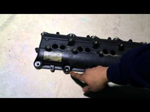 DODGE CHARGER 5.7 HEMI VALVE GASKET CHANGE! OIL IN MY SPARK PLUGS