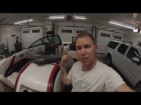 Malibu Boat Steering Cable Replacement