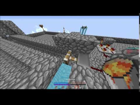 Minecraft: How to make a automatic cobblestone generator