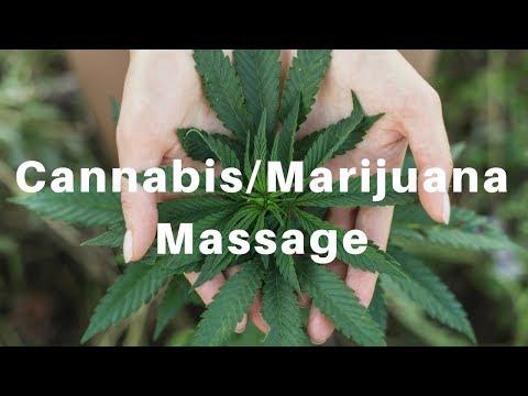 Cannabis/Marijuana Massage - Massage Monday #375