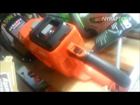 Battery Powered Echo