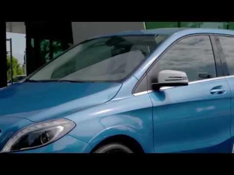 2014 Mercedes-Benz B-Class Electric Drive -- Video Walk Around