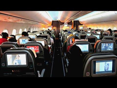Kenya Airways Flight Experience: KQ311 Dubai to Nairobi