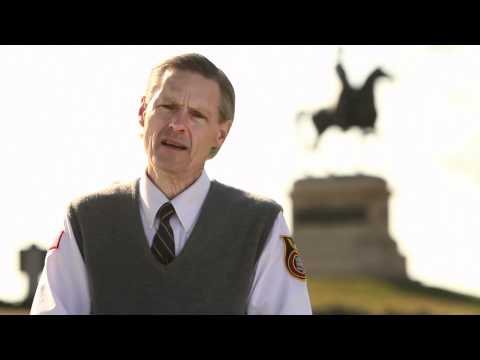 Gettysburg Battlefield Tours: Summer 2011 Invitation