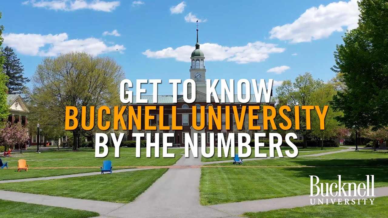 Bucknell University: Numbers You Need to Know