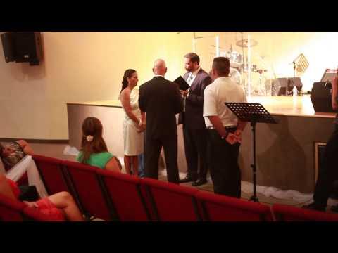 Celia & Douglas Wedding