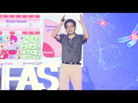 Targeted Therapy for Liver Cancer Assisted by Nanotechnology | Taeghwan Hyeon | TEDxKFAS
