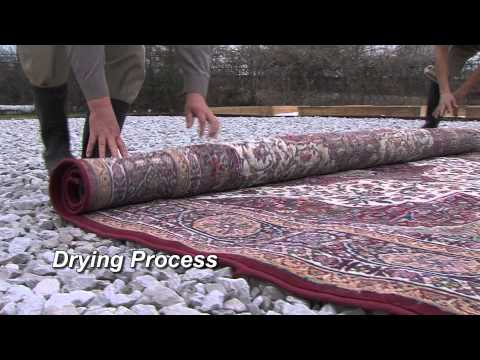 Handmade Oriental Rug Cleaning Process By Fred Remmers Rug Cleaners Serving Memphis & Nashville Area