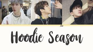 3RACHA (쓰리라차) - Hoodie Season [Han/Rom/Eng Color Coded Lyrics]