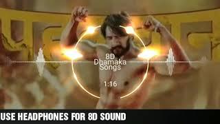 DEKHO AAYA PEHLWAAN (8D Sound0 - THEME SONG | PEHLWAAN | tik tok famous - 8D Dhamaka Songs
