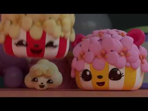 Num Noms Risanka Pip, Pup in Pop v zabaviščnem parku Epizoda 3