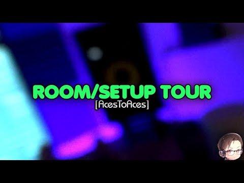 New Room/Setup Tour