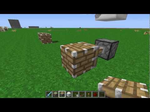 Minecraft 1.2.5 Bug - 6 sided piston face