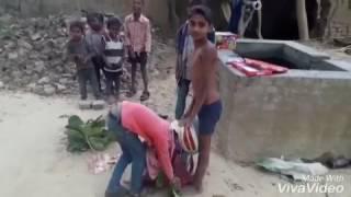 Full comedy in village children