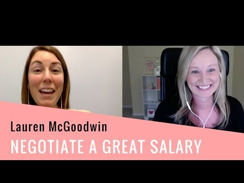 How to Negotiate a Great Salary