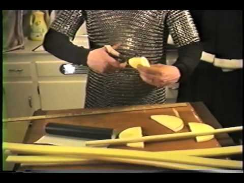 LARP: How To Make LARP weapons