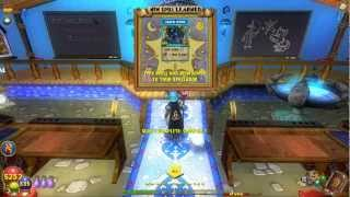Wizard101 - Woolly Mammoth Quest (Level 68 Ice Wizard Spell)