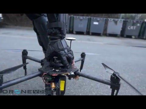 DRONE TEAR GAS - by Drone Volt