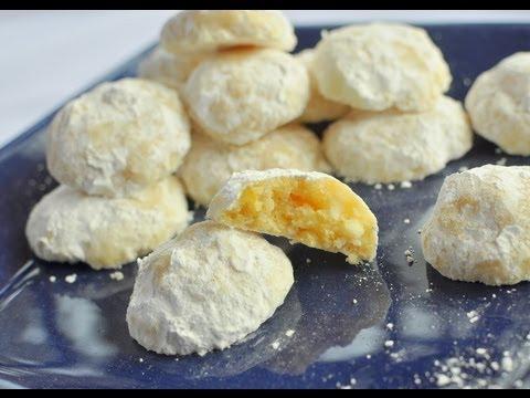Lemon Cooler Cookie Recipe