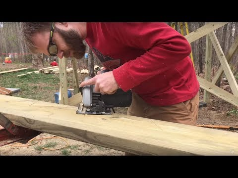 Treehouse Building Series #4 - Lessons Learned