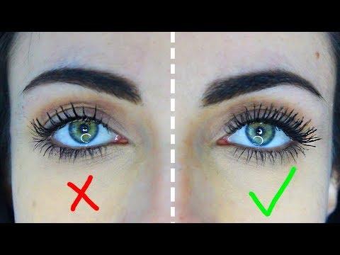 ONE Mascara Two Ways | How To Apply Mascara Like A Pro [RECREATION] | MakeupAndArtFreak