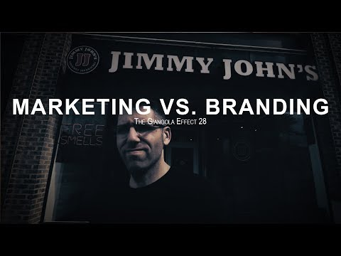 Marketing Vs. Branding: What Are You Doing?