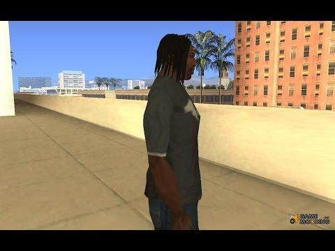 How to get small dreadlocks on GTA San Andreas (MOD)