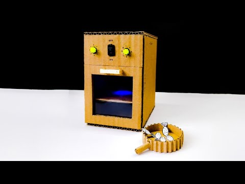 How To Make A Mini Oven For Kids