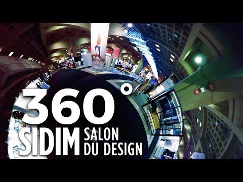 SIDIM 360 Video Experience - Salon International du Design de Montréal
