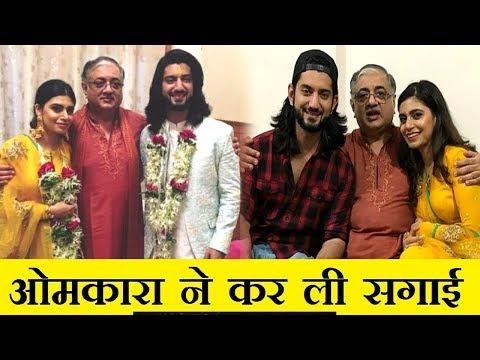 Ishqbaaz actor Kunal Jai Singh(Omkara) Engagement with Girlfriend  Bharati Kumar