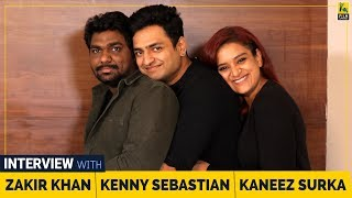 Zakir Khan, Kaneez Surka & Kenny Sebastian on Comicstaan, #MeToo and learning from young talent
