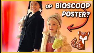 LUCiLLA OP BiOSCOOP POSTER VAN EXPEDiTiE VOS? 🦊 | Bellinga Vlog #1638