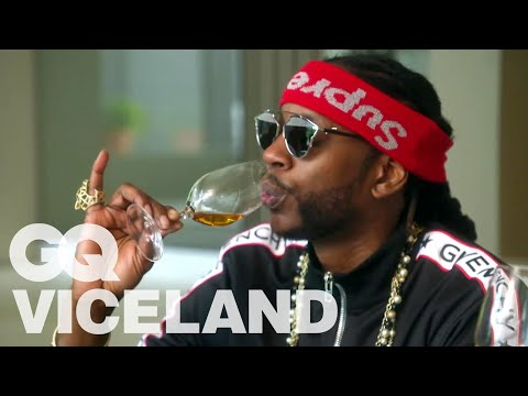 2 Chainz Drinks a $5,000 Bottle of Wine   Most Expensivest   VICELAND & GQ