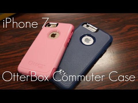 OtterBox Commuter Case - iPhone 7 & 7 Plus - Initial Review / Demo