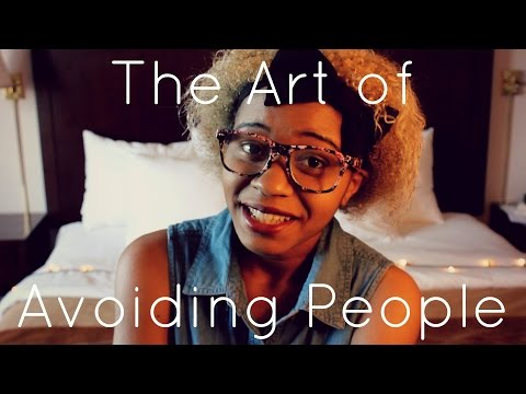 The Art of Avoiding People | Social Anxiety Confessions