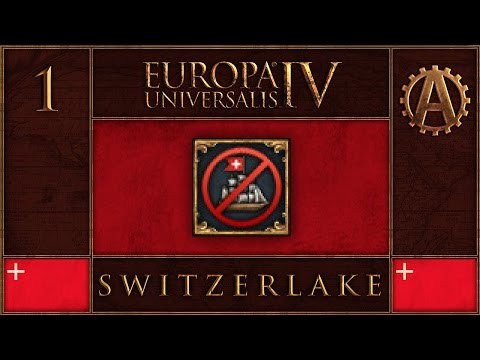 Let's Play Europa Universalis IV Switzerlake with the Cossacks 1