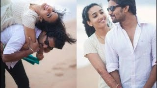 NANI with WIFE rare unseen private moments released - Dont miss it