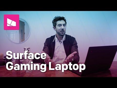 Gaming-focused Surface #AskDanWindows 46
