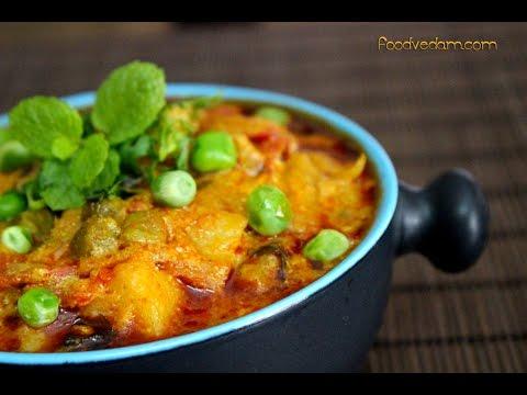 Aloo Khurma recipe- how to prepare potato korma
