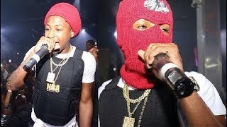 NBA Youngboy Denies that Someone Tried to Take his chain recently at a party.